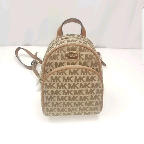 3dd7fb51dc24 Michael Kors Bags | Abbey Mini Backpack | Poshmark